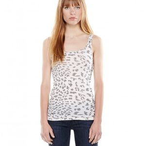 Current/Elliott leopard print tank
